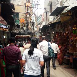 Bazaars of Old Delhi