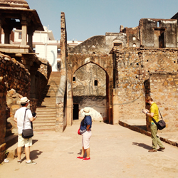 Hidden Gems of Mehrauli