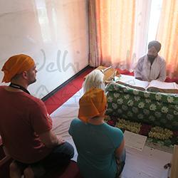 Spiritual Old Delhi