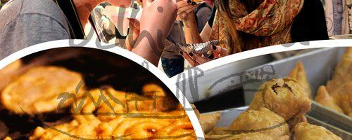 8. OLD DELHI FOOD WALK