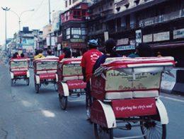 Old Delhi Rickshaw Tours